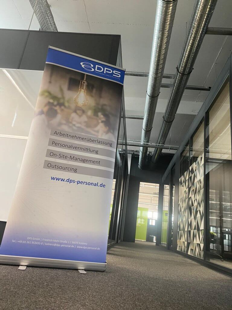DPS Personal eröffnet neues Büro in Koblenz